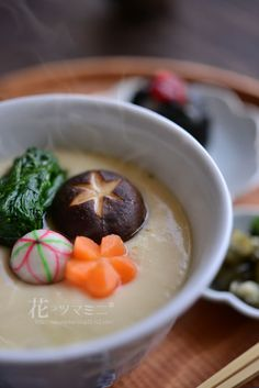 丼茶碗蒸し - Egg Soup hot pudding