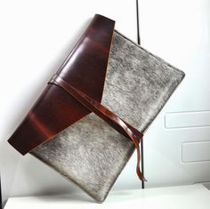 MacBook Pro 15inch Leather Laptop bag sleeve cover by LeatherStory, $98.00