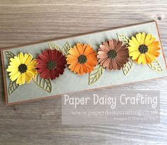 Paper Daisy Crafting: Joy of Sets October blog hop - Harvest Time Paper Daisy, Harvest Time, Fall Cards, Stampin Up, Card Making, October, Paper Crafts, Joy, This Or That Questions