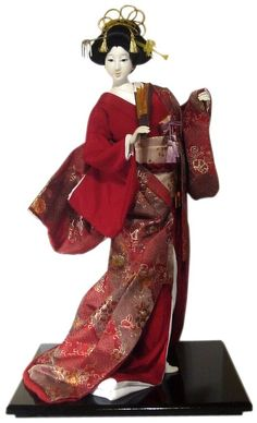 JAPANESE Doll  _____________________________ Reposted by Dr. Veronica Lee, DNP (Depew/Buffalo, NY, US)