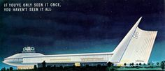 General Motors pavillion at the 1939 New York World's Fair.    Also a model for the Venture Compound on The Venture Bros TV show.