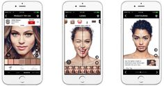 Sephora Virtual Artist - Instantly try on any makeup, virtually Sephora App, Virtual Makeup, Butter Lipstick, Lipstick Smudge, Hands Tutorial, Makeup App, Virtual Makeover
