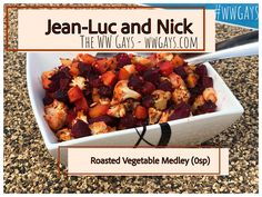 An easy side that use a variety of your favourite veggies! Roasted Vegetable Medley, Roasted Vegetables, Veggies, Olive Oil Spray, Roasted Peppers, Us Foods, Beets, Cauliflower, Carrots