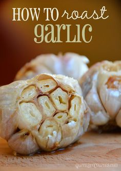 How To Roast Garlic Save the money and roast your own garlic at home! I think most dinner recipes taste better with garlic! Click through to learn how. Cooking Tips, Cooking Recipes, Healthy Recipes, Great Recipes, Favorite Recipes, Dinner Recipes, Amazing Recipes, Good Food, Yummy Food