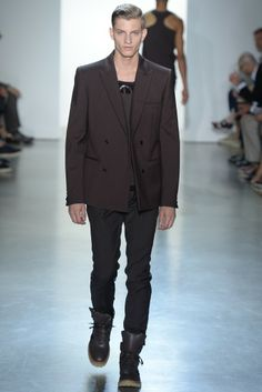 Calvin Klein Collection Men's RTW Spring 2015 - Slideshow
