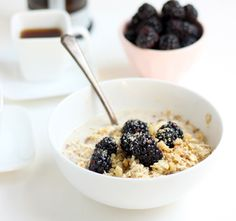 Chilled Oats