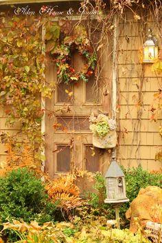 Aiken House & Gardens: October 2012
