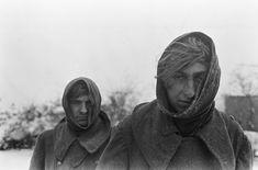 January 1945: German POWs, Battle of the Bulge - Found via LIFE.com