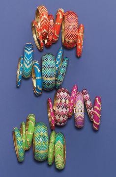 Rainbow Wrists