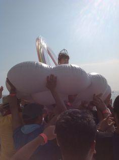 サワソニ26海の家 : SAWAオフィシャルブログ「ダッタン人のラブリー体操」 by excite