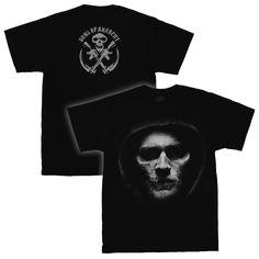 BikerOrNot Store - Sons of Anarchy - JAX's Final Ride T-Shirt,