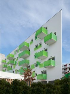 Image 3 of 17 from gallery of Nova Green / Agence Bernard Bühler. Photograph by Vincent Monthiers