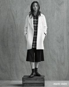 Kim Hyo-jin // Marie Claire Korea
