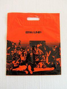 Vintage plastic bag EPA | von JO JE BIN