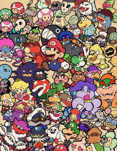 Paper Mario - Play Game Online - Arcade Games