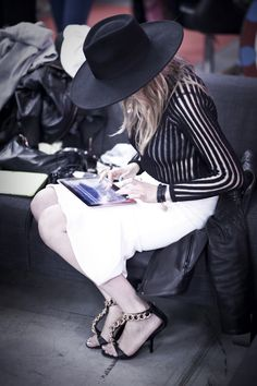 FinałTop Model 3: Jessica Mercedes za kulisami, fot. Agnieszka Taukert