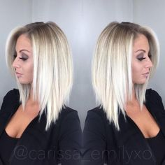 Stylish and Sweet Lob Haircut, Long Bob Hairstyle, Everyday Hairstyles for Women Related posts: 10 Stylish & Sweet Lob Haircut Ideas, Shoulder Length Hairstyles 2019 Idée Coiffure: Description The ultimate … Long Bob Hairstyles, Everyday Hairstyles, Medium Blonde Hairstyles, Long Bob Haircuts, Shoulder Length Blonde Hairstyles, Hair Styles Everyday, Styling Shoulder Length Hair, Med Haircuts, Shoulder Length Hair Blonde
