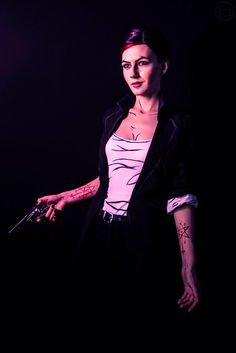 The Wolf Among Us: Bloody Mary Cosplay