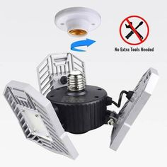 Are you looking for the best led garage light? Here, we'd like to recommend you to visit the top 12 best led garage light which it's the top brand listed. Shop Lights For Garage, Led Garage Lights, Led Shop Lights, Basement Lighting, Barn Lighting, Shop Lighting, Cabinet Lighting, Led Work Light, Work Lights
