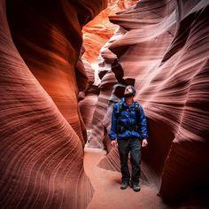 Каньон Антилопы (Antelope Canyon) (3)