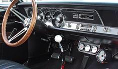 1968 Barracuda Interior