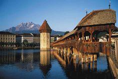 Lucerna na Suíça oferece música para todos os estilos