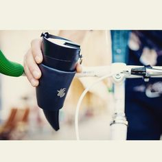 Coffee on the go is the best solution!