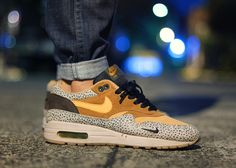 Nike Air Max 1 Atmos 'Safari'