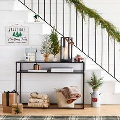 Free shipping on orders of $35+ from Target. Read reviews and buy Glasgow Metal Console Table Black - Project 62™ at Target. Get it today with Same Day Delivery, Order Pickup or Drive Up.