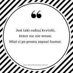 Jak radzić sobie z krytyką - prosty przewodnik #krytyka #wiarawsiebie #cel #motywacja #rozwoj