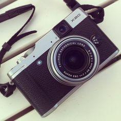 My new love: Fuji X20