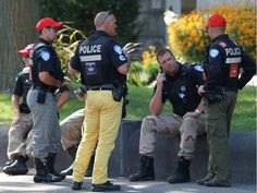 Video: Montreal police protest pants – Who wore them best?