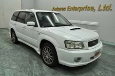 Japanese vehicles to the world: 2004 Subaru Forester Cross Soports 4WD for Tanzani...