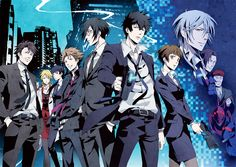 Psycho-Pass ~~ Evil, good, and those who are difficult to categorize
