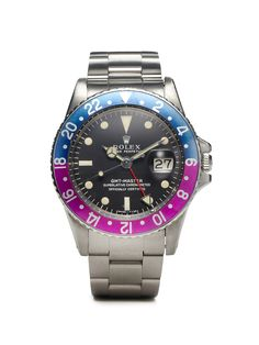 Vintage Rolex Stainless Steel Oyster Perpetual GMT-Master (c. 1967-1968)