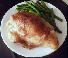 Low-Carb Roasted Chicken