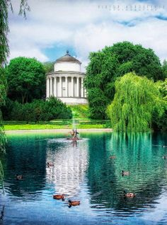 Saxon Garden in Warsaw. Poland. Do you need #legal #assistance in #Poland? http://www.lawyerspoland.eu/double-tax-treaties-in-poland