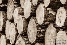 Holz, Holzstapel, Energie, Natur, Wald