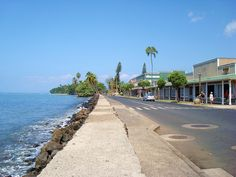 Front Stree, Lahaina Maui Hawaii