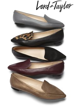 It's hard not to look chic in these Karl Lagerfeld Paris loafers. Get them in every color because during our Buy More, Save More Event, the more you buy, the more you save! Up to 30% off, but hurry, ends TODAY!