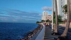 Orla de Olinda. Orlando, Exterior, Four Square, Beach, Water, Outdoor, Monograms, Viajes, Cross Stitch