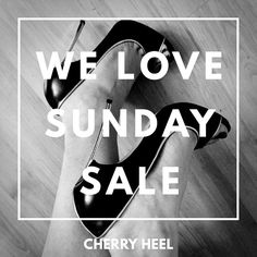 Good morning, dear Shoelovers! ☀️ For those, who spent yesterday on the beach o simply had not enough time for shopping in first day of sales🙈🙊🙉, don't worry! 😊😉 Today we open our doors from 10.00 till 21.00 continuously! Come & visit us! 😘🍒👠 #CherryHeel #luxury #boutique #Barcelona #happy #Sunday #goodvibes #shopping #sales #madeinitaly #clothes #shoes #accessories #jewelry #blogger #style #casadei #heels #fashion #outfit #bcnshopping #испания #барселона #шоппинг #итальянскиебренды…