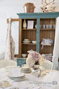 Rachel Ashwell store - British Sensibilities and Shopping Shabby Chic
