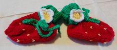 Erdbeerschuhe