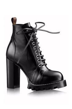 Louis Vuitton, Star Trail Ankle Boot, £830