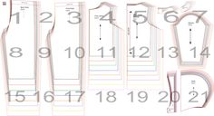 FREE SEWING PATTERN: THE FOXY PAJAMA - Free Sewing Patterns and Tutorials: | Free Sewing Patterns and Tutorials: