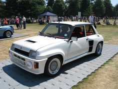 1984 Renault Turbo GT MkI