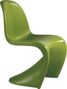 Zuo 105175 Baby S Chair  Green - Set of 2