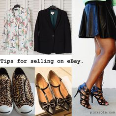 Tips For Selling On eBay |