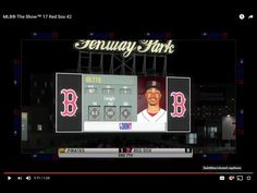 MLB® The Show™ 17 Red Sox 42 Betts [HR]